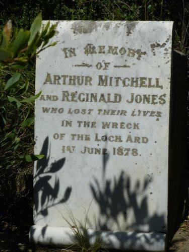 Mitchell & Jones Tombstone : 6-11-2013