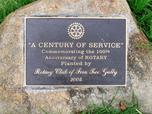 100th Anniversary of Rotary : 16-March-2012