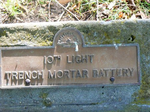 10th Light Trench Mortar Battery : 23-September-2011