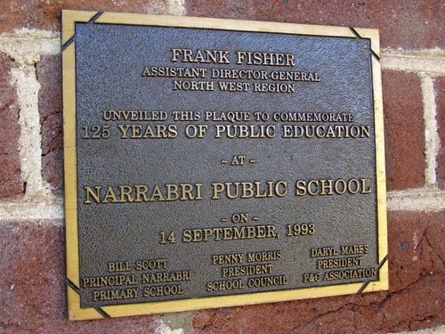 125 Years Narrabri School : 11-August-2014