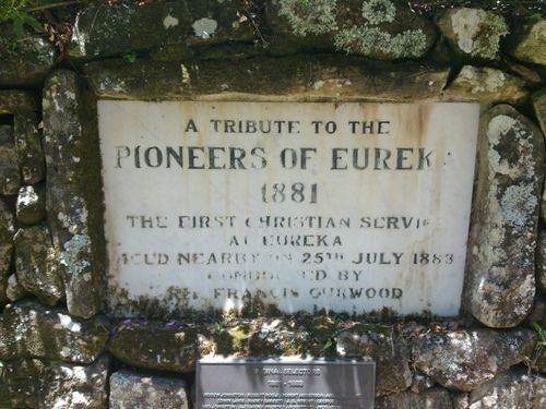 Pioneers of Eureka 1881 : 20-11-2011