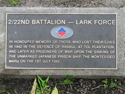 2/22nd Battalion : 22-September-2011