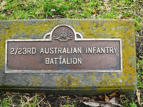2/23rd Battalion : 22-September-2011