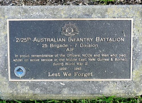 2/25th Battalion : 04-October-2011