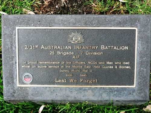2/31st Battalion : 24-October-2011