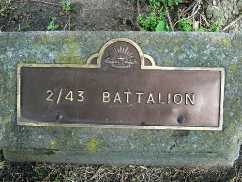 2/43rd Battalion : 12-November-2011