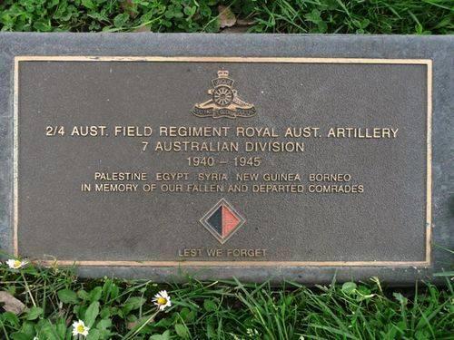 2/4th Field Regiment : 24-October-2011