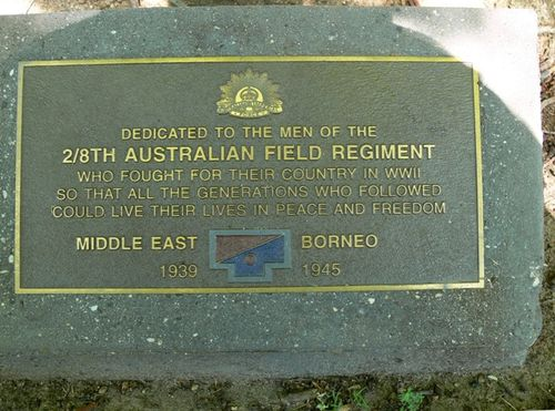 2/8th Field Regiment : 12-November-2011