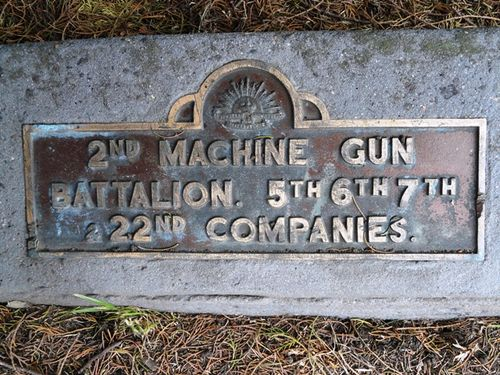 2nd Machine Gun Battalion : 22-September-2011