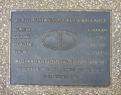 2nd / 12th Australian Field Ambulance : 2-April-2011