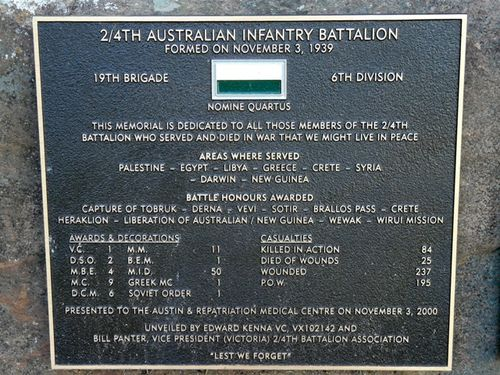 2nd / 4th Battalion : 8-March-2012