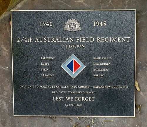 2nd / 4th Field Regiment : 6-March-2012