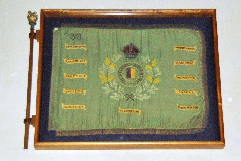 Battalion Colours: 15-February-2017