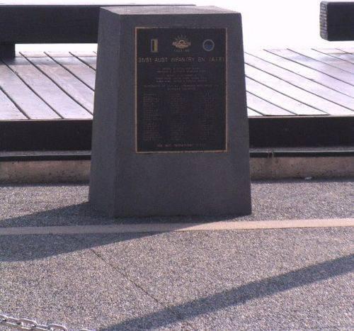 3151 Australian Infantry Battalions Memorial