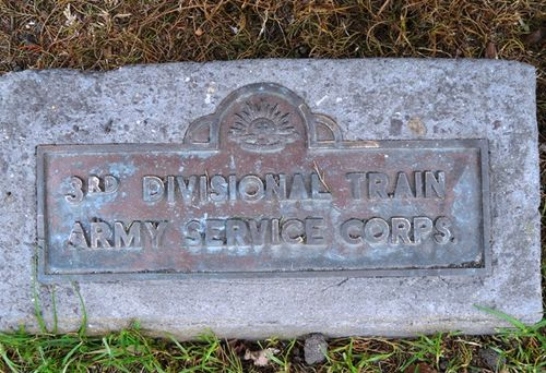 3rd Divisional Train Army Service Corps : 21-September-2011