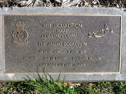 461 Squadron : 05-October-2011