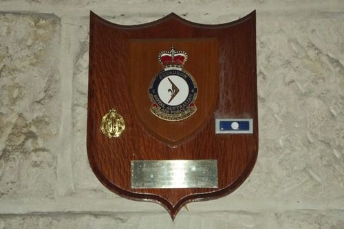 4 Squadron Plaque : March 2014