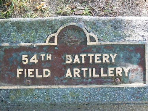 54th Battery  : 22-September-2011