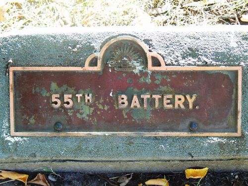 55th Battery : 22-September-2011