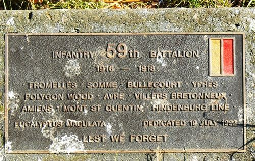 59th Battalion : 21-September-2011