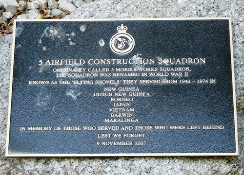 5 Airfield Construction Squadron : 5-March-2012