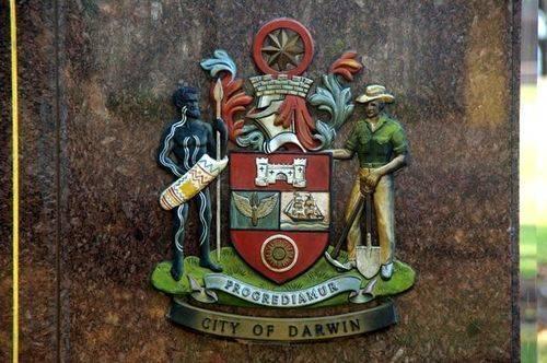 Darwin Insignia / May 2013