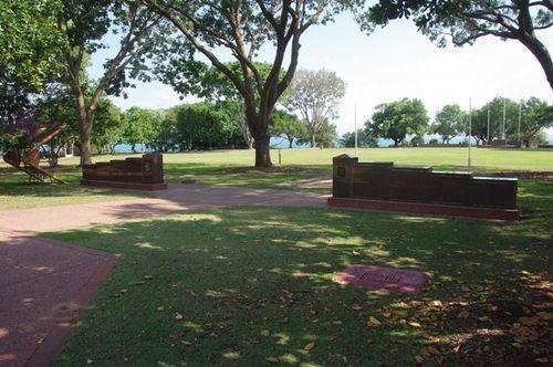 Darwin Memorial Entranceway 3 / May 2013
