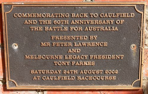 60th Anniversary of the Battle for Australia : 10-March-2013