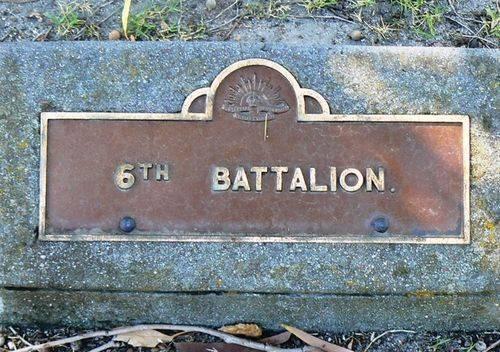 6th Battalion : 21-September-2011