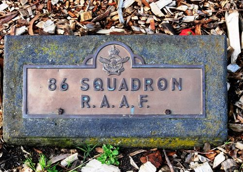 86 Squadron Royal Australian Air Force : 22-September-2011