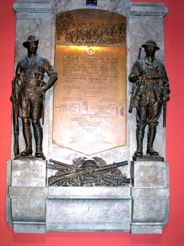 9th Battalion Memorial