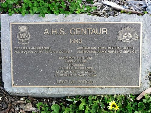 A.H.S. Centaur Memorial : 05-October-2011