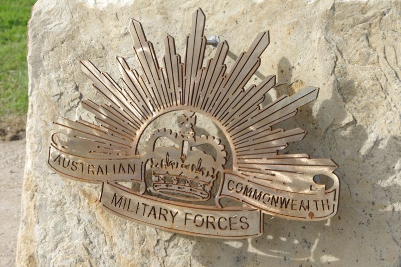 Miltary Forces Insignia : 15-May-2015