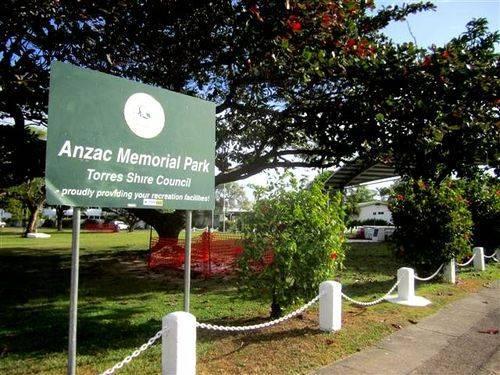 ANZAC Memorial Park : 22-07-2013