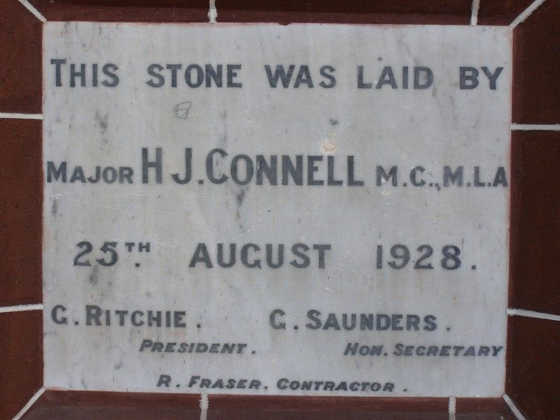 Foundation Stone 1 : 07-September-2014