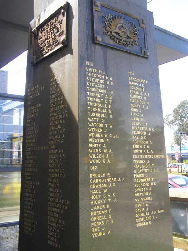 War Memorial 4 : 07-September-2014