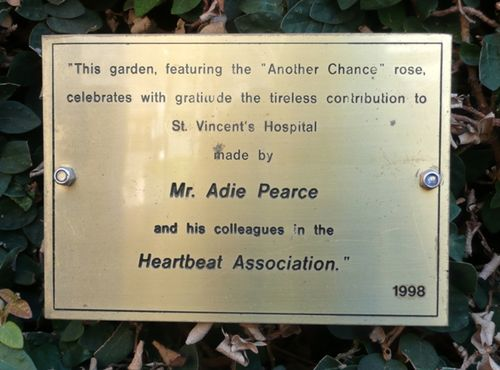 Adie Pearce : 01-October-2012