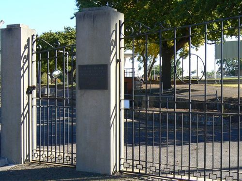Air Force Memorial Gates