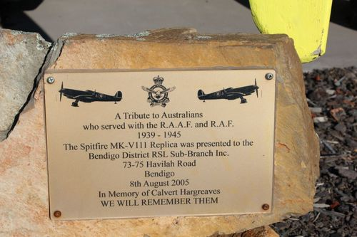 Air Force Plaque : 19-July-2011