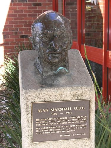 Alan Marshall : 21-September-2012