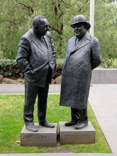 Albert Dunstan Memorial
