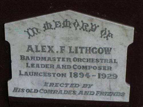 Alexander Lithgow