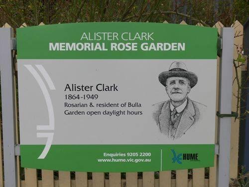 Alister Clark : 14-July-2012