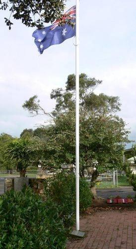 Allansford War Memorial : 25-August-2011