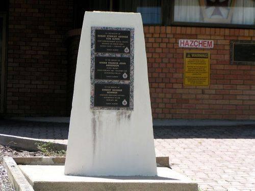Ambulance Memorial