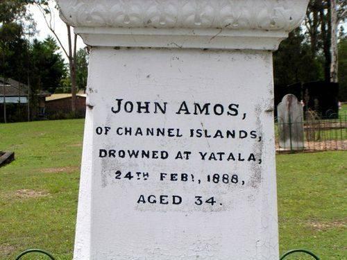Amos Inscription