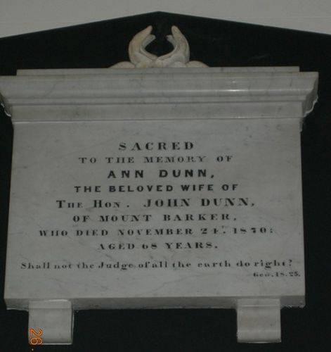 Ann Dunn : 27-March-2012