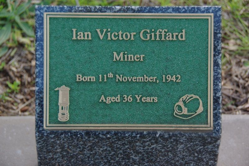 Giffard Plaque:20-July-2015