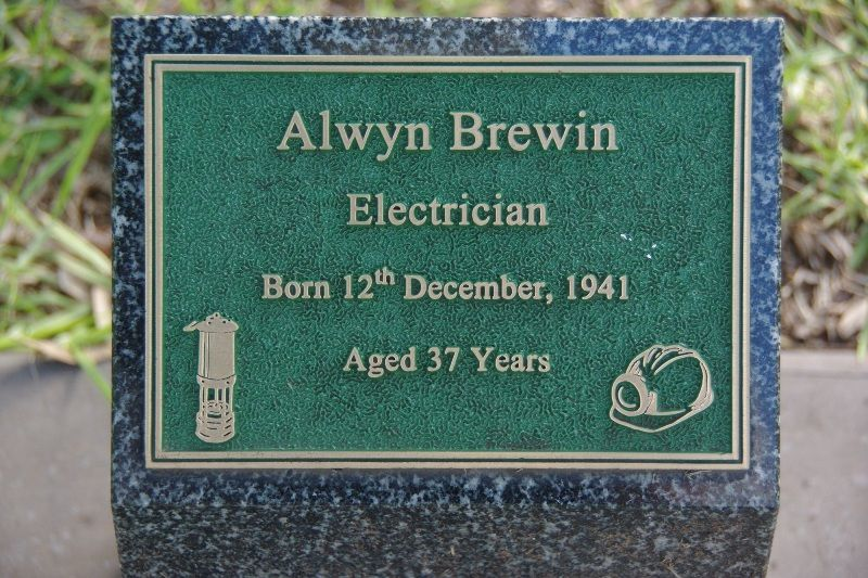Brewin Plaque: 20-July-2015