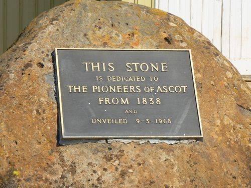 Ascot Pioneers